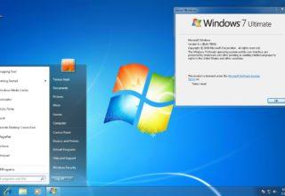 Ja sesi të shkarkoni dhe instaloni një kopje të pastër të Windows 7-ës