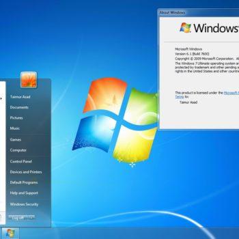 Fillojnë paralajmërimet e Microsoft për përdoruesit që ende përdorin Windows 7