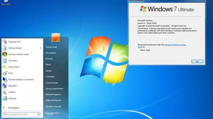 """Si Windows XP edhe Windows 7 """"refuzon"""" të vdesë"""