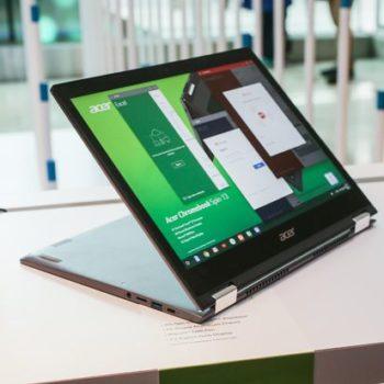 Laptopët e rinj Acer për bizneset me Chrome OS fillojnë nga 649 dollarë