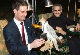 Princi Saudit investon 250 milion dollarë në Snapchat