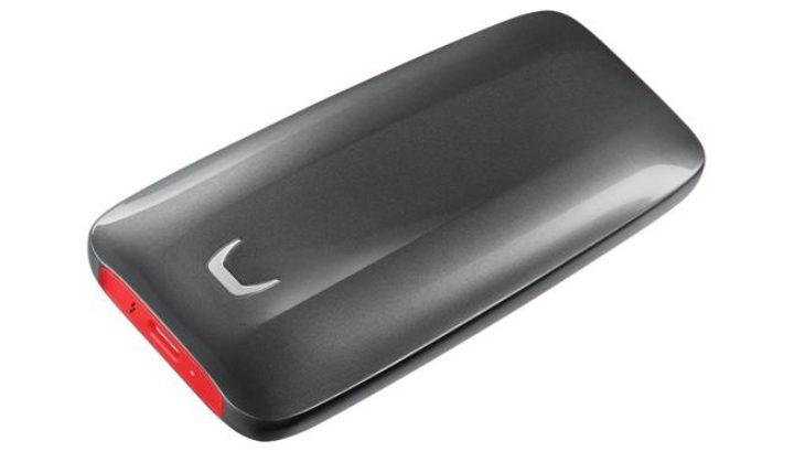 Samsung prezanton SSD-në e parë portative me 2,800 MB/s shpejtësi leximi