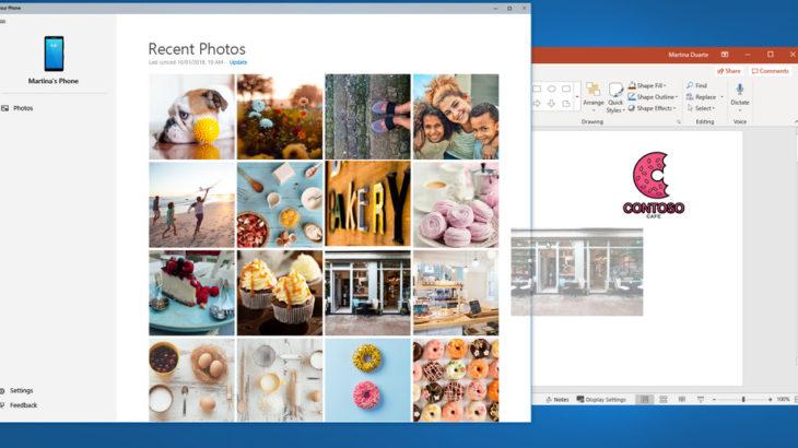 Aplikacioni i ri i Microsoft kopjon të dhënat nga telefonët Android në Windows 10
