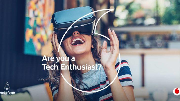 Vodafone fton të rinjtë e talentuar në teknologji në Disruption Camp me 28-30 Shtator