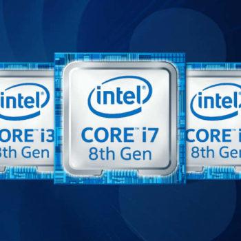 Procesorët e rinj të gjeneratës së 8-të Intel rrisin shpejtësinë e rrjeteve Wi-Fi