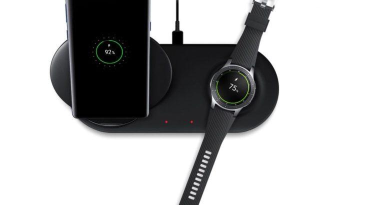 Samsung prezantoi një karikues wireless të dyfishtë për Note 9 dhe Galaxy Watch