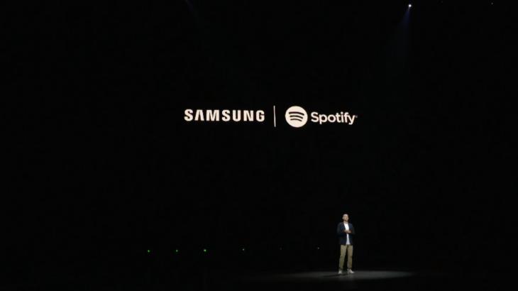 Spotify tashmë pjesë e të gjithë telefonëve Samsung