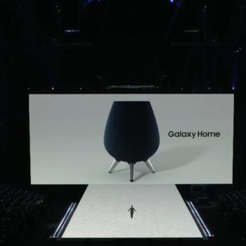 Samsung prezanton altoparlantin inteligjent Galaxy Home me asistentin Bixby