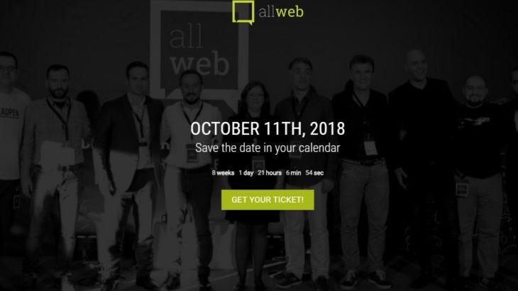 Vjen edicioni i tretë i konferencës së marketingut dixhital dhe uebit: AllWeb
