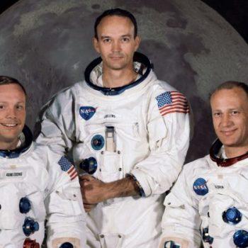 NASA publikoi 19,000 orë regjistrim nga misioni Apollo 11 në Hëne