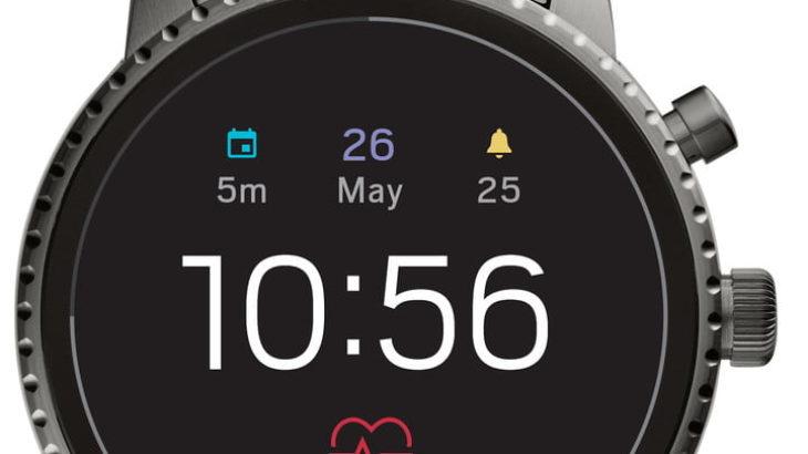 Orët inteligjente të Fossil vinë me Google Play dhe sensorë për matjen e rrahjeve të zemrës