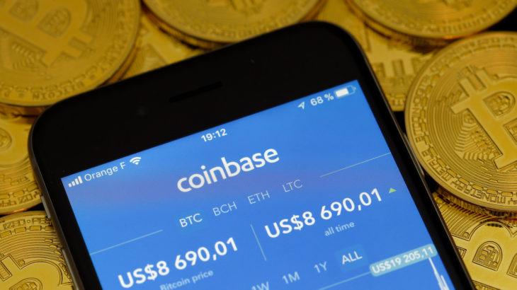 Coinbase aktivizon tregtimin e menjëhershëm për përdoruesit e rinj