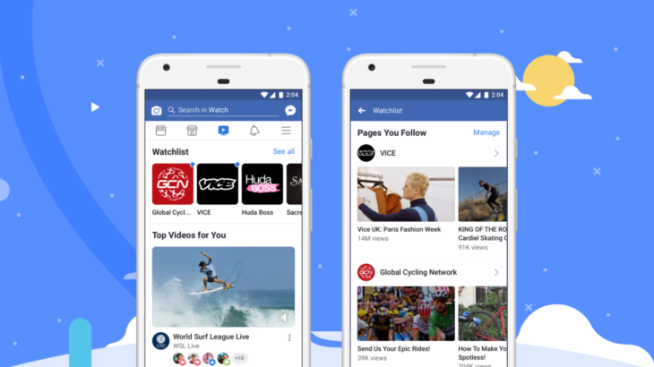 Rivali i ri i Youtube, Facebook Watch debuton globalisht