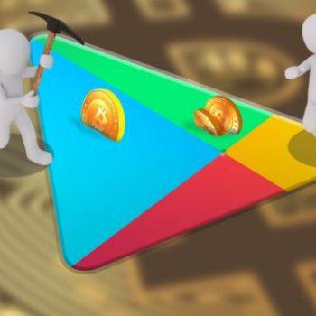 Një muaj nga ndalimi dhe ende ka aplikacione për gërmimin e monedhave kriptografike në Play Store