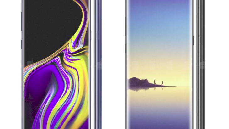 Ku ndryshon Galaxy Note 9 nga Note 8