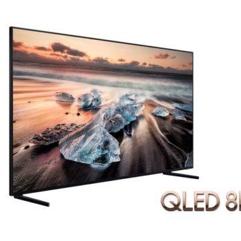 Televizori i parë 8K i Samsung në shitje në Shtator