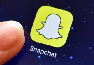 Si të krijoni një grup bisede në Snapchat