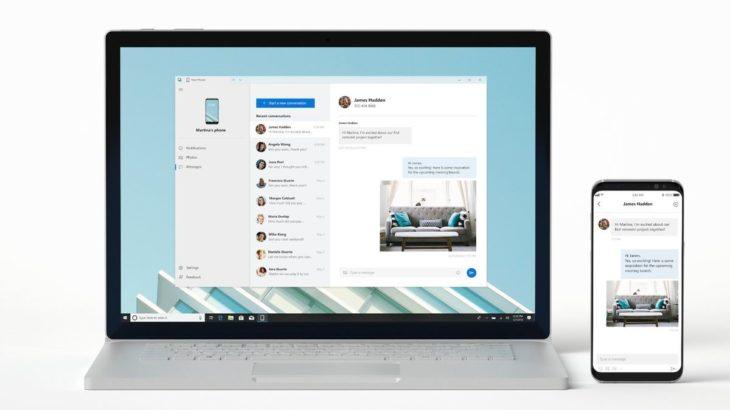 Përdoruesit e Windows 10 tani mund të provojnë aplikacionin Your Phone