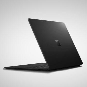 Surface i ardhshëm vjen edhe në ngjyrë të zezë