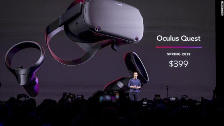 Quest është pajisja më e re e realitetit virtual nga Facebook