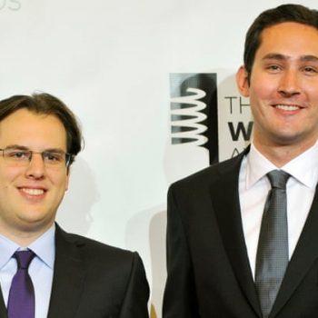 Dorëhiqen bashkëthemeluesit e Instagram Kevin Systrom dhe Mike Krieger