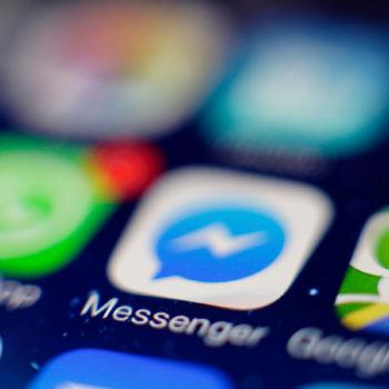 Facebook teston butonin e tërheqjes së mesazheve në Messenger