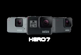 GoPro prezantoi linjën e re të kamerave të aksionit Hero7