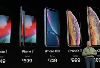 XS, XS Max dhe XR: Cilat janë diferencat mes iPhone-ve të rinj?