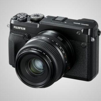 Fujifilm prezanton lenten e parë në botë 33mm me hapje f/1