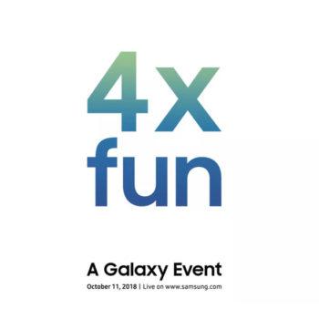 Samsung mban një aktivitet surprizë më 11 Tetor
