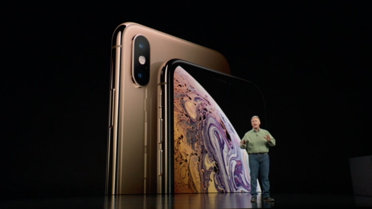 Apple prezanton iPhone Xs dhe iPhone Xs Max