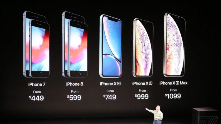 Prodhimi i iPhone XS Max nuk i kushton Apple më shumë se 450 dollarë