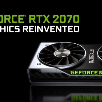 Nvidia RTX 2070 në shitje nga 17 Tetori për 499 dollarë