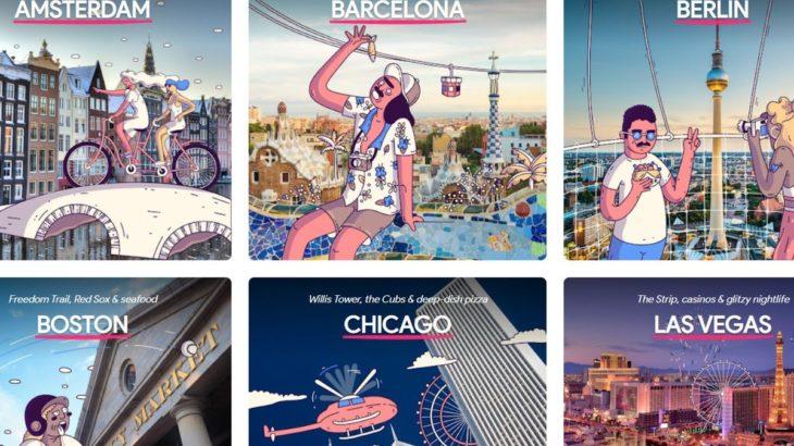 Aplikacioni i ri i Google tregon aktivitete të ndryshme në zona turistike
