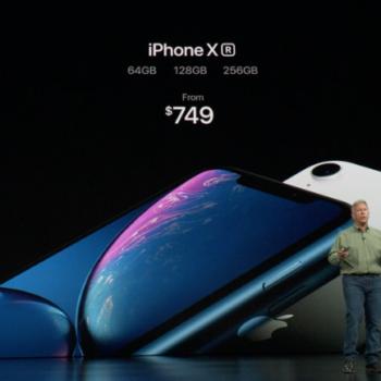 """Apple ul prodhimin e iPhone XR, raportohet kërkesë e ulët për modelin """"low-cost"""""""