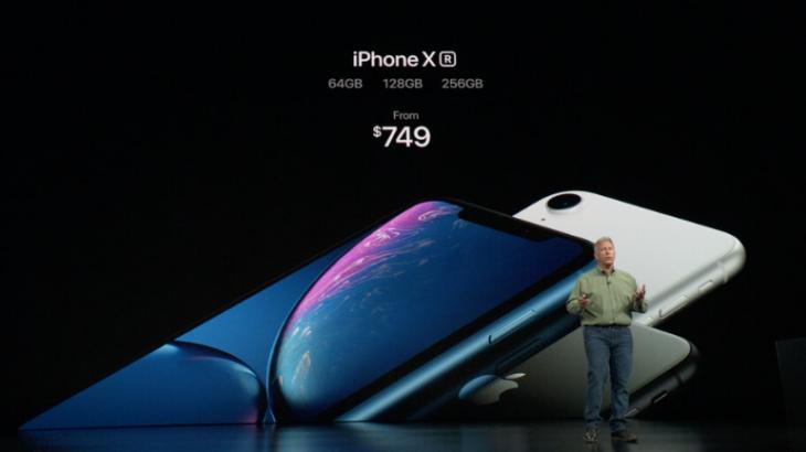 Apple prezanton iPhone XR, josh masat me një telefon buxhetor