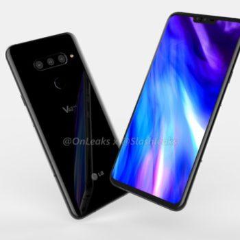 LG V40 ThinQ debuton më 3 Tetor