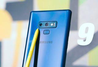 Galaxy Note 9 i dyti pas Huawei P20 Pro për kamerën më të mirë