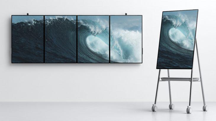 Microsoft prezanton Surface Hub 2 dhe idenë e procesorëve që zëvendësohen