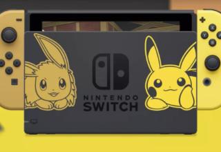 Nintendo zbulon edicionin e limituar të konsolës Switch për Pokemon Let's Go