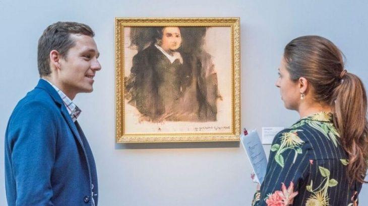 Portreti i realizuar nga inteligjenca artificiale shitet për 432 mijë dollarë