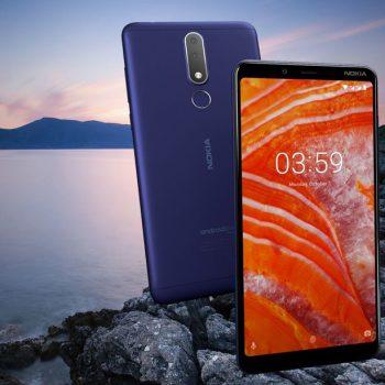 Nokia 3.1 Plus ka ekran 6-inç dhe dy kamera të pasme për 159 euro