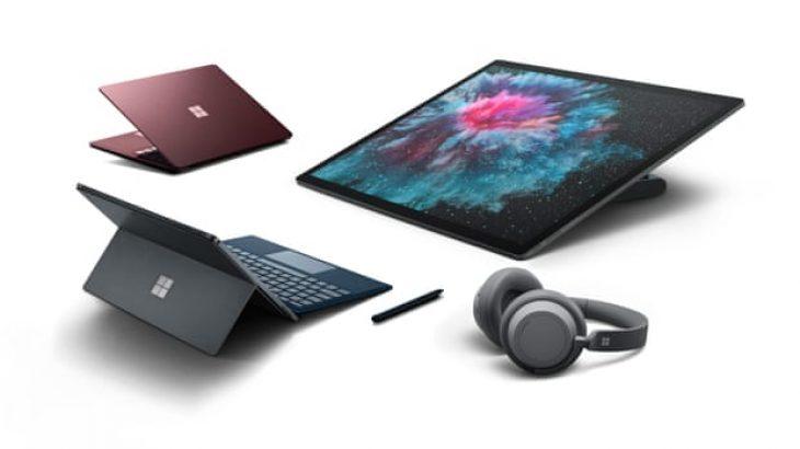 Kufjet Surface të Microsoft dalin në shitje më 19 Nëntor