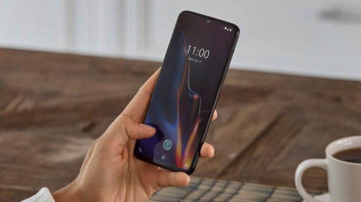 Prezantohet telefoni i shumëpritur OnePlus 6T me skaner të shenjave të gishtërinjve nën ekran