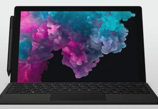 Ky është Microsoft Surface Laptop 2