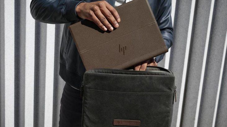 HP Spectre Folio është një laptop prej lëkure
