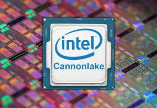 Intel mohon raportimet për anulimin e arkitekturës 10 nanometër Cannon Lake