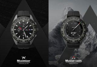 LG W7 është një konkurrent i lirë dhe i denjë i Apple Watch 4
