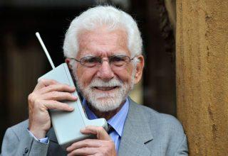 35 vite më parë u krye thirrja e parë nga një telefon celular