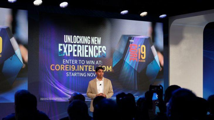 Intel prezantoi gjeneratën e 9-të të procesorëve Core i5, i7 dhe i9